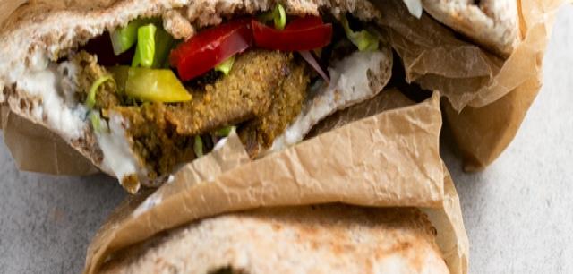 Kebab vegan pas cher à Amiens