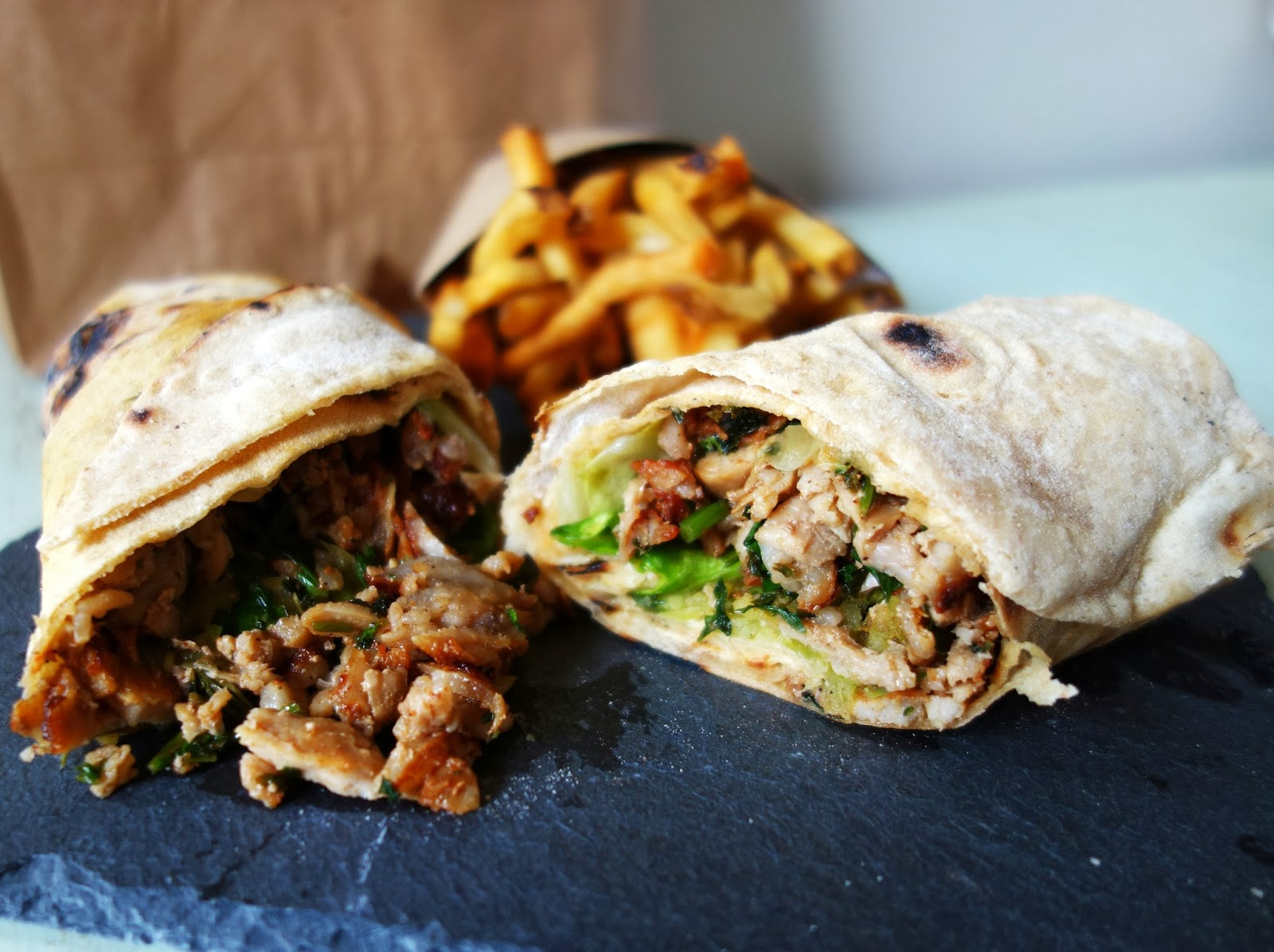 kebab gastronomique